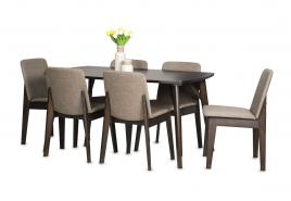 SET 1+6 table TH-6440 + chair CB-391
